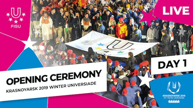 Opening Ceremony | Winter Universiade...