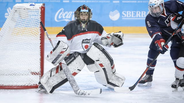 JPN vs. USA (Women's Ice Hockey Bronz...