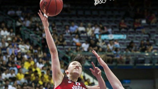 AUS vs. JPN (Women's Basketball Final...