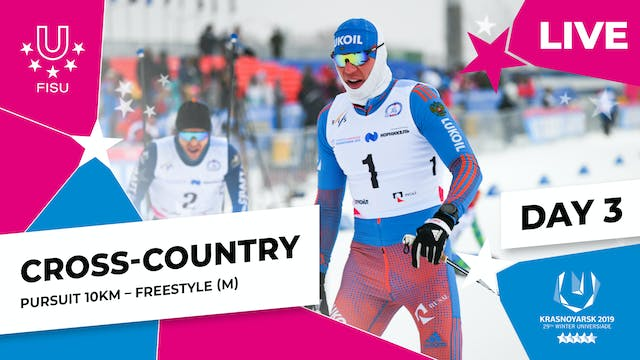 Cross-Country Skiing | Men's Pursuit ...