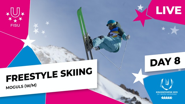 Freestyle Skiing |Moguls | Winter Universiade 2019