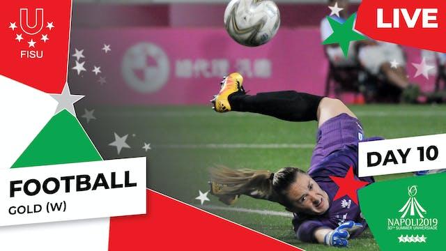 Football |Gold (W) |Summer Universi...