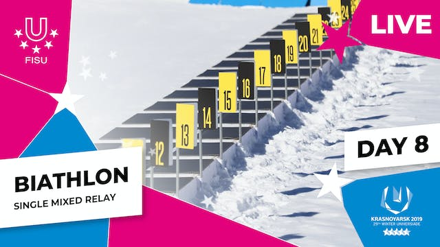 Biathlon | Single Mixed Relay | Winte...