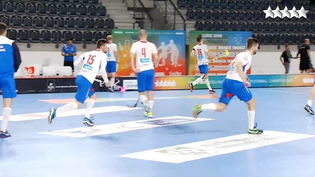 Floorball - Men S2 - Czech Republic vs Slovakia - FISU 2018 World University Championship - Day 4