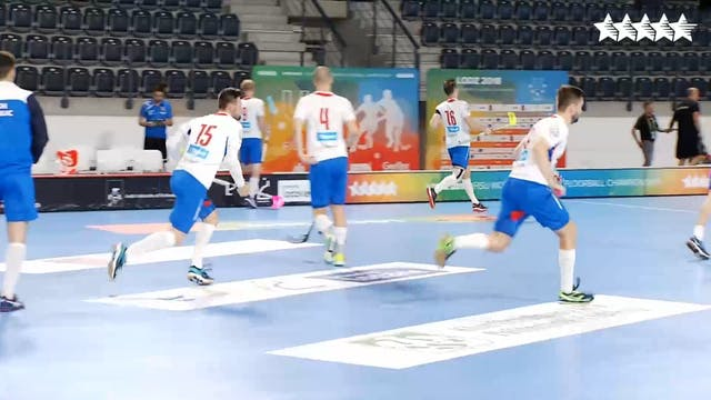 Floorball - Men S2 - Czech Republic v...