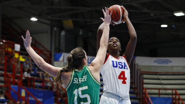 USA vs. AUS (Women's Basketball Final) | Napoli 2019 | #UniSportsClassics