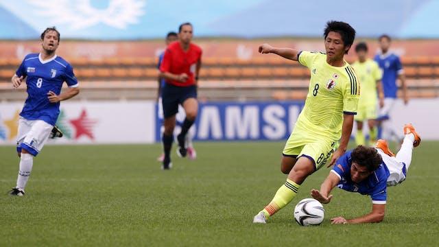 JPN vs. Brazil (Men's Football Third ...
