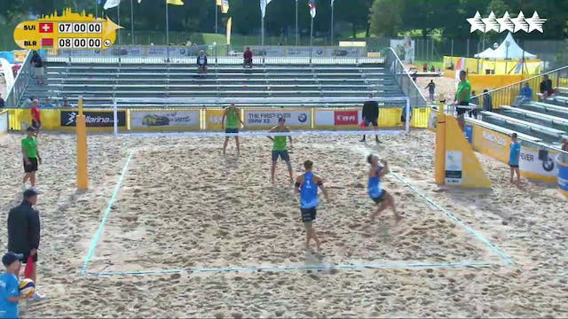 Beach Volleyball - 1/8 Finals - Day 3...