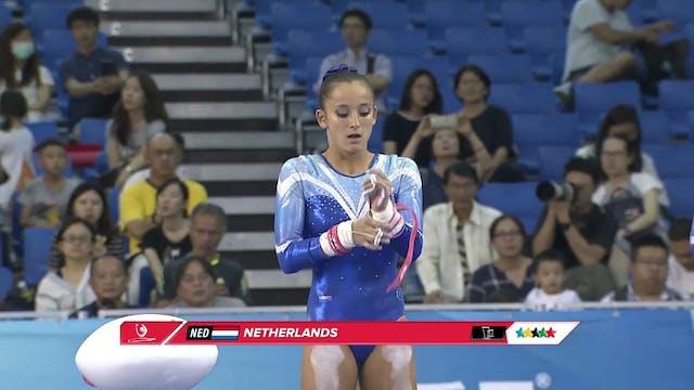 Artistic Gymnastics: W Team Finals & ...