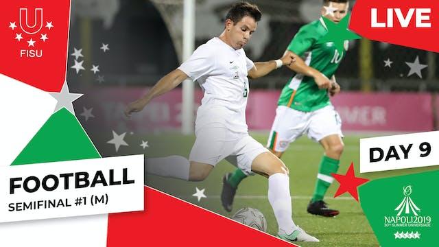 Football | Semifinal #1 (M) |Summer ...