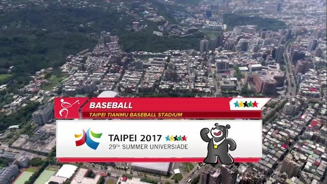 Baseball: 2nd SR vs 3rd SR SF (M23)