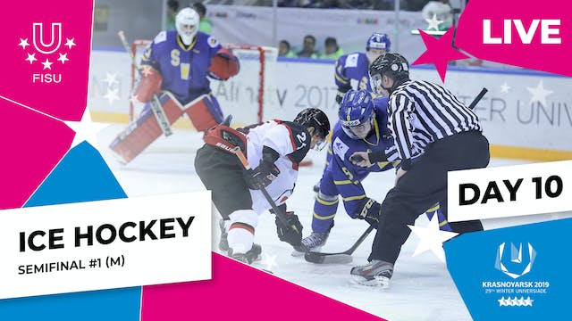 Ice Hockey | Men's Semifinal #1 | Win...