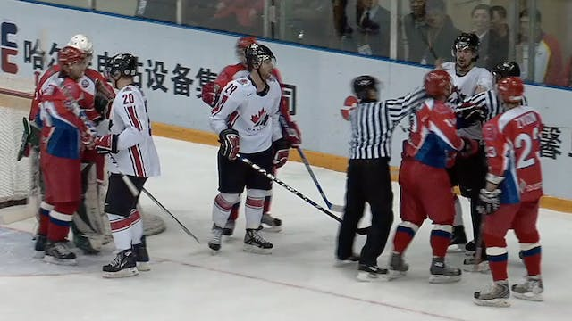 CAN vs. RUS (Men's Ice Hockey Final) ...
