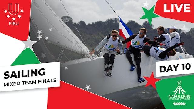 Sailing | Finals |Summer Universiade 2019