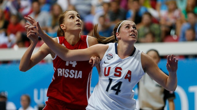 RUS vs. USA (Women's Basketball Final) | Kazan 2013 | #UniSportsClassics