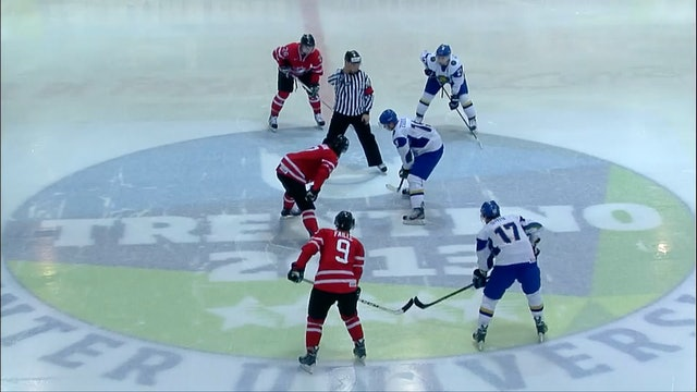 KAZ vs. CAN (Men's Ice Hockey Final) | Trentino 2013 | #UniSportsClassics