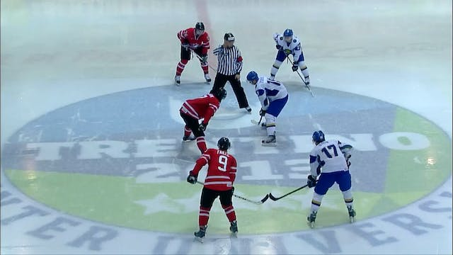 KAZ vs. CAN (Men's Ice Hockey Final) ...