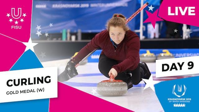 Curling | Women's Gold Medal |Winter...