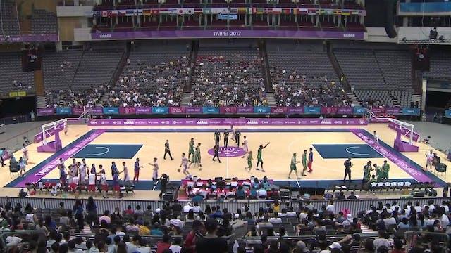 Basketball: RUS vs AUS (M48)