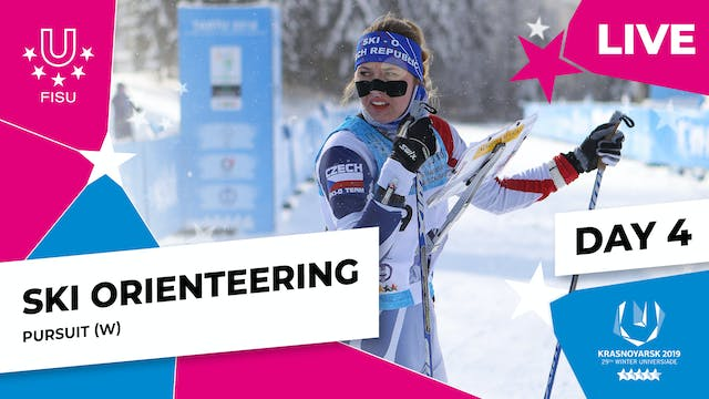 Ski Orienteering | Women's Pursuit | ...