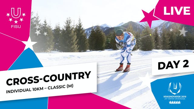 Cross-Country Skiing | Men's Individu...