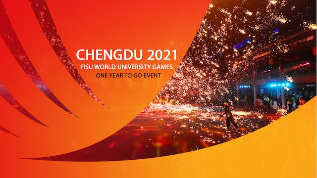 One Year To Go Event  Chengdu 2021 F...