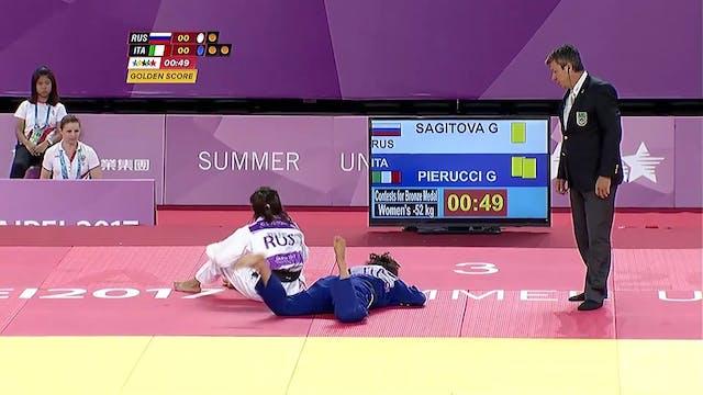 Judo - start 0900GMT