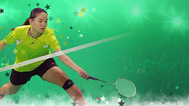New Zealand Badminton | Semifinals
