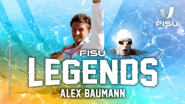 FISU Legends Interview | Canadian Swimmer Alex Baumann