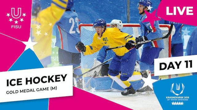 Ice Hockey | Men's Gold Medal | Winter Universiade 2019
