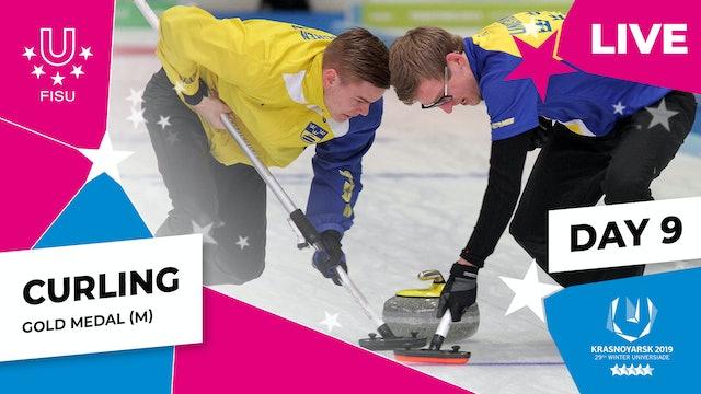 Curling | Men's Gold Medal | Winter Universiade 2019