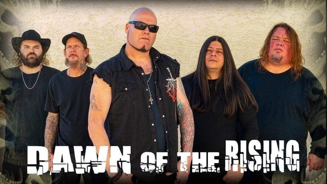 Dawn Of The Rising LIVE and World Premiere of Sarge's Paranormal Investigations!