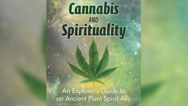 Cannabis and Spirituality - Talk by S...