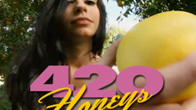 420 Honeys ad