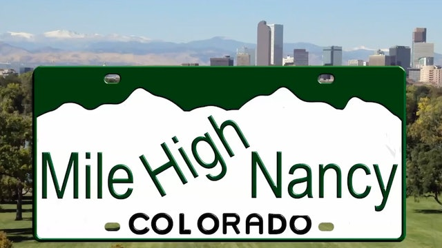 Mile HIGH Nancy!