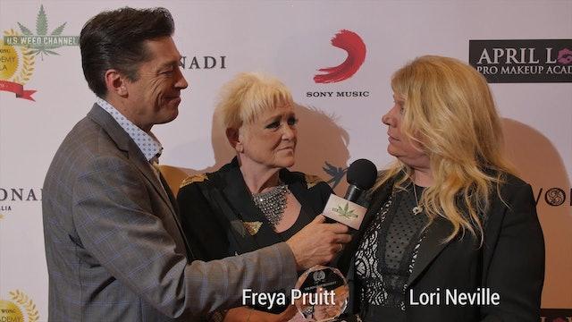 Freya and Lori