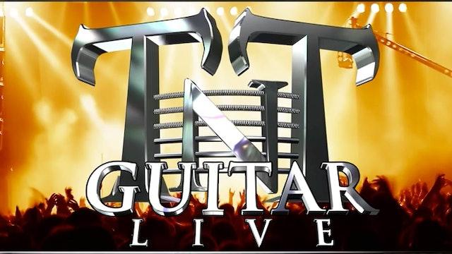 TnT Guitar featuring Michael David of Pearl Jam