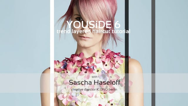 YOUSiDE 6 - HAIRCUT TUTORIAL