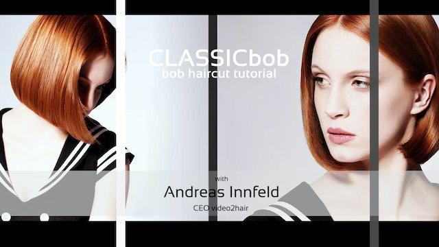 CLASSIC bob - HAIRCUT TUTORIAL