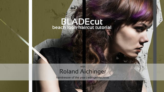 BLADE cut - HAIRCUT TUTORIAL