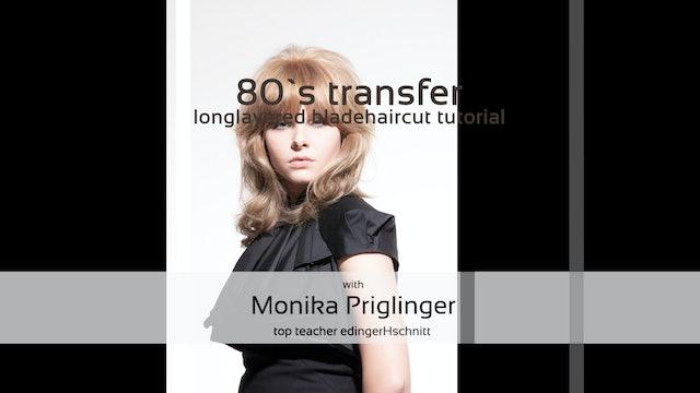 80` transfer - HAIRCUT TUTORIAL