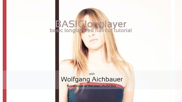 BASIC longlayer - HAIRCUT TUTORIAL