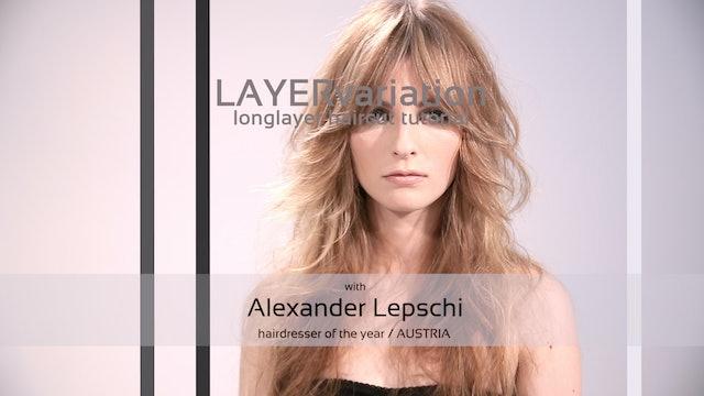 LAYER variation - HAIRCUT TUTORIAL