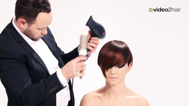 #07 - BLOW DRY - VERTICAL variation