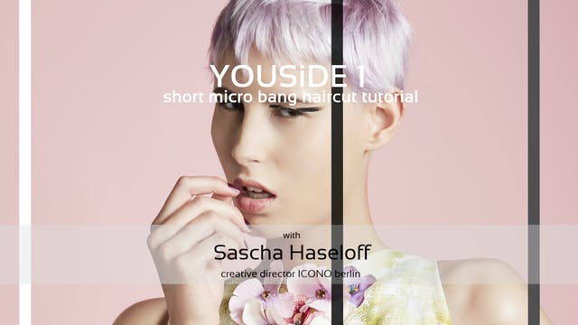 YOUSiDE 1 - HAIRCUT TUTORIAL