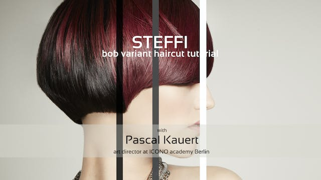 ICONO steffi - HAIRCUT TUTORIAL