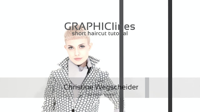 GRAPHIC lines - HAIRCUT TUTORIAL