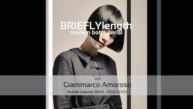 BRIEFLY length - HAIRCUT TUTORIAL