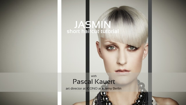 ICONO jasmin - HAIRCUT TUTORIAL