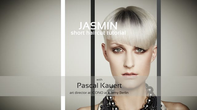 ICONO jasmin - HAIRCUT TUTORIAL
